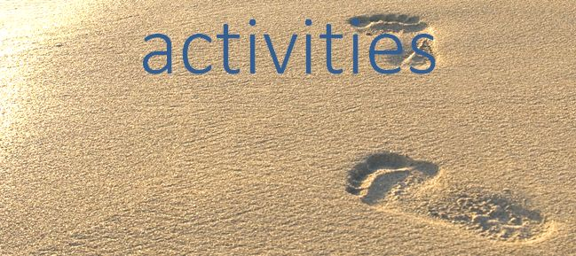 Coral Palms - activities